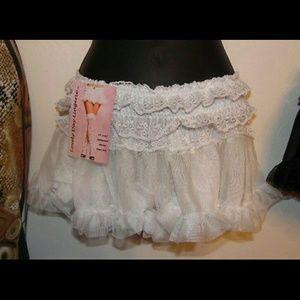 Dresses & Skirts - White Petticoat