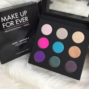 Makeup Forever Other - NEW Makeup Forever Artist Shadows - 2 Palette