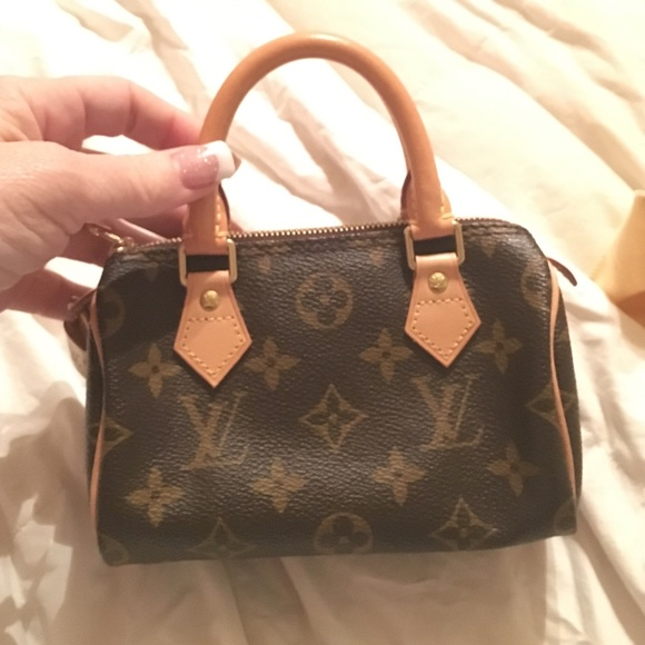 Louis Vuitton Handbags - Louis Vuitton baby speedy e55a29ec7a146