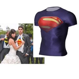 Other - SUPERMAN Mens COMPRESSION SHIRT/GREAT GIFT IDEA