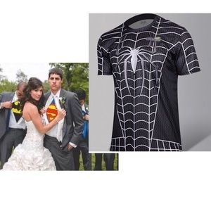 Other - SPIDERMAN Mens COMPRESSION SHIRT / GREAT GIFT IDEA