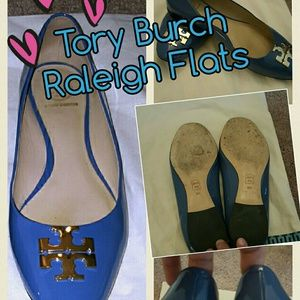 Tory Burch Raleigh Flats