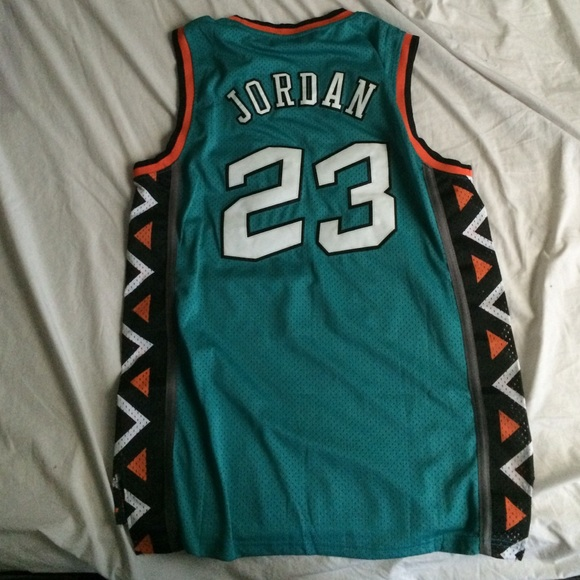 c4916ab1bde M. Jordan 1996 San Antonio All Star game jersey.