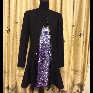 FRENCH CONNECTION SEQUINS DRESS NWT$298 SIZE8