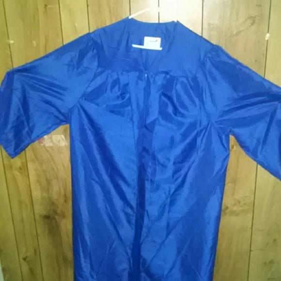 jostens Accessories | Royal Blue Cap Graduation Gown | Poshmark