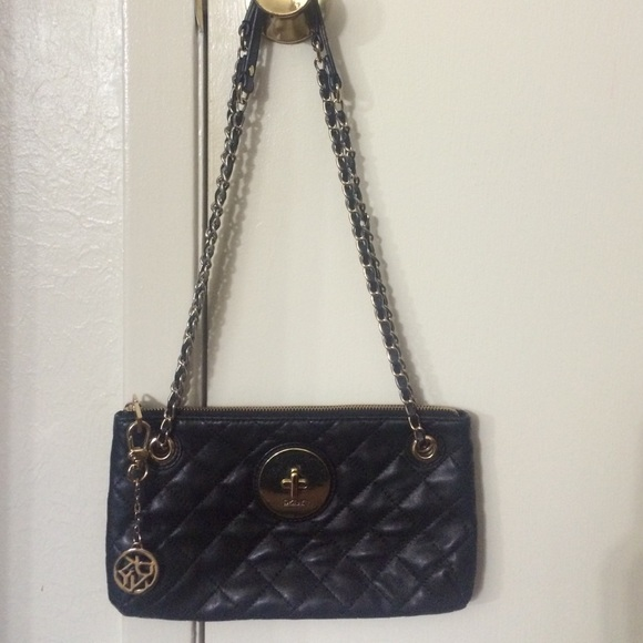 Dkny Bags Quilted Chain Bag Poshmark