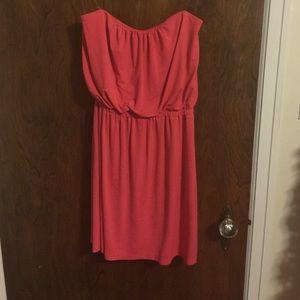 Dresses & Skirts - Cute orange dress
