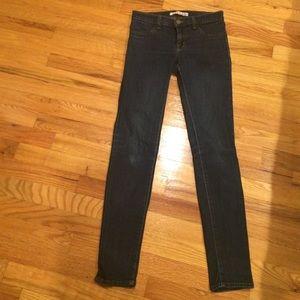 J brand skinny jeans size 27.