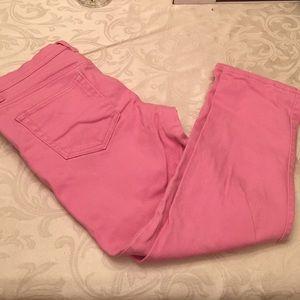 Joe Fresh Pink jeans