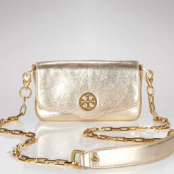 c472fb349f Tory Burch Gold Classic Mini Bag. M_5632b0146d64bc8f21007e1e