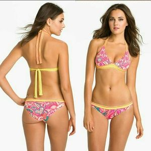 Maaji Other - New maaji paisley trooper bikini bottom swim 6 S