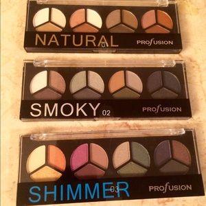New Profusion Eyeshadow Palette Bundle