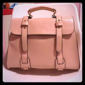 Blush Satchel
