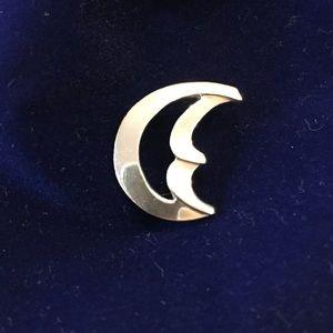 Tiffany & Co Paloma Picasso Moon Pendent