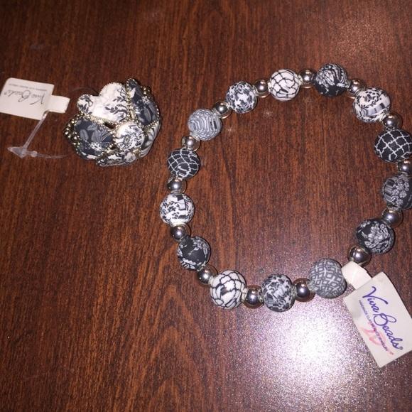 66 off viva beads jewelry nwt set of 2 viva bead