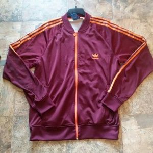 Excellent Mens Adidas Track Jacket XL