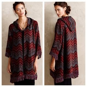 Anthropologie Jackets & Blazers - Anthro Mesilla Jacquard coat