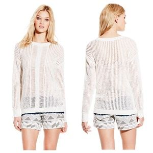 Vince Camuto Ivory Sweater NWT