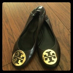  Authentic Tory Burch flats