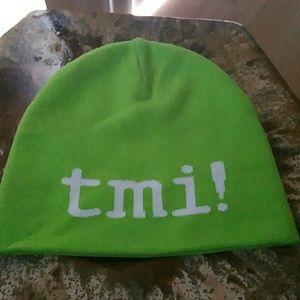 Accessories - TMI Beanie