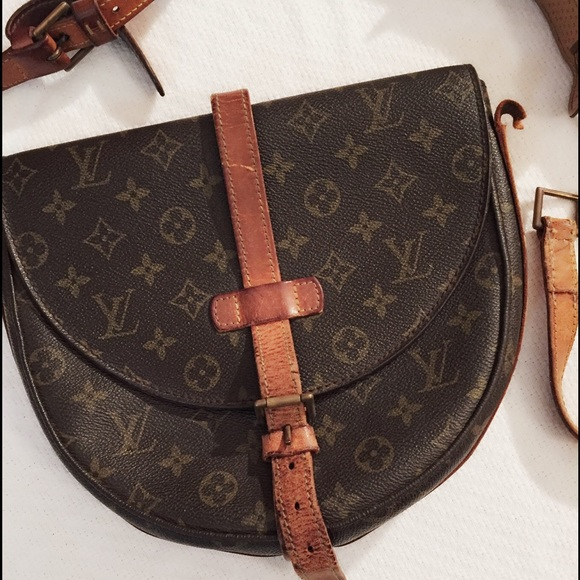 1ee6f894fd04 Louis Vuitton Handbags - 🔴SALE! Vintage 80 s Louis Vuitton Chantilly Bag