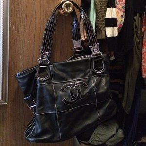 Final price  Authentic Chanel tote bag