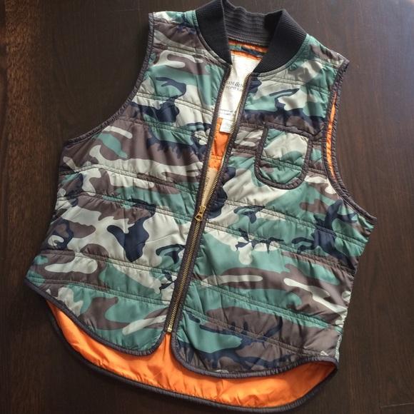 c904b1f8bd519 Denim & Supply ralph lauren Jackets & Coats   Denim Supply Camo Vest ...