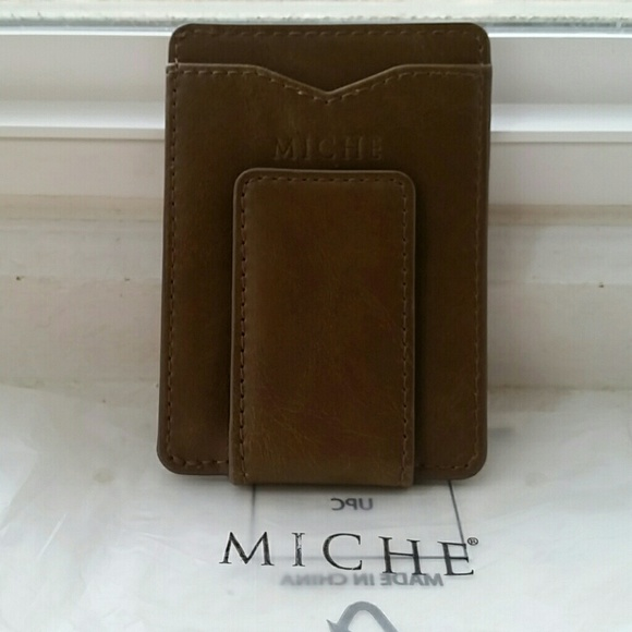Miche accessories mens business card holder poshmark miche mens business card holder colourmoves