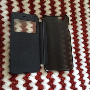 Other - BRAND NEW UNUSED IPhone 6 flip cover case