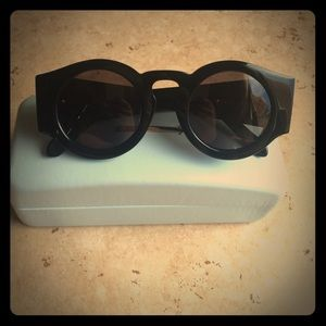 Karen Walker Accessories - Karen Walker Blue Moon Sunglasses