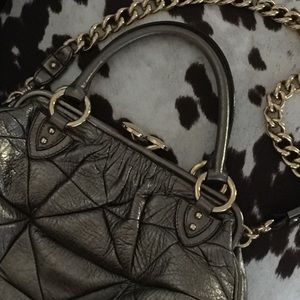 Marc Jacobs Handbags - 🎀HP🎀Marc Jacobs Patchwork Stam In Pewter