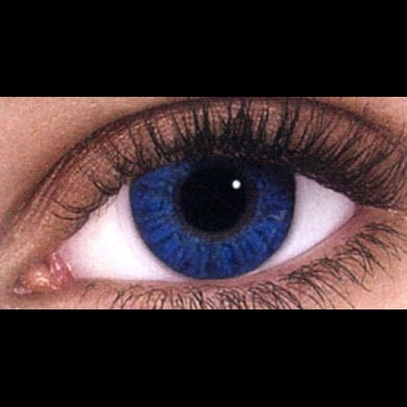 accessories true sapphire color blends contact lenses poshmark