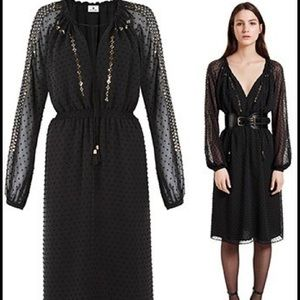 Brand New Altazura for target black boho dress.