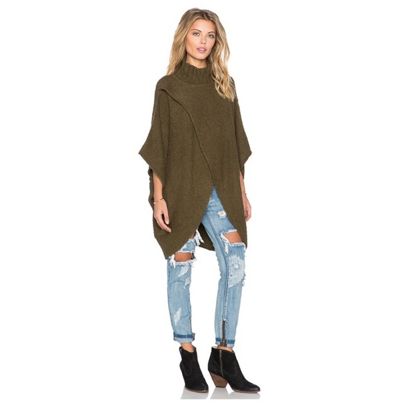 0e59fb466677 1DaySale!↠NWT FP Cocoon All Wrapped Up Sweater↞