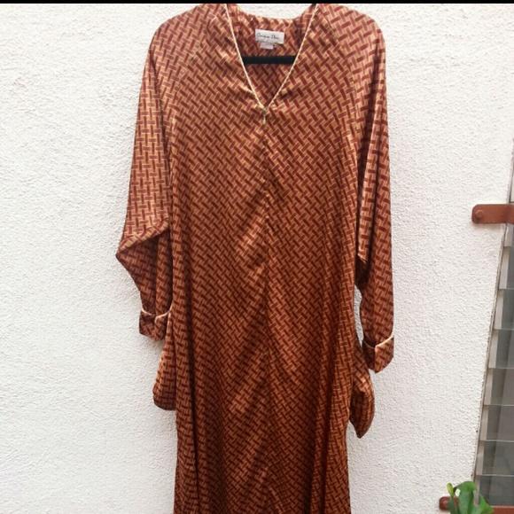 Christian Dior Intimates & Sleepwear   Vtg Lounging Dressing Gown ...