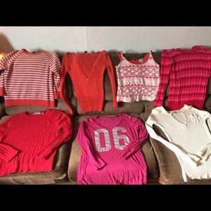 11 sz large shirts