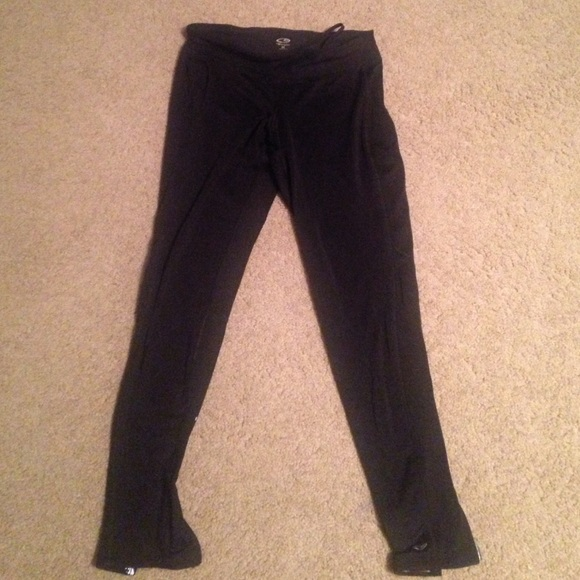 3cebca3d2abc Champion Pants - C9 by Champion Fleece lined running tights size M