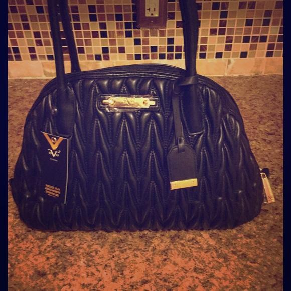 19v69 Handbags - Authentic Versace 19-69 Milano Italian Satchel. aa1b20795d645