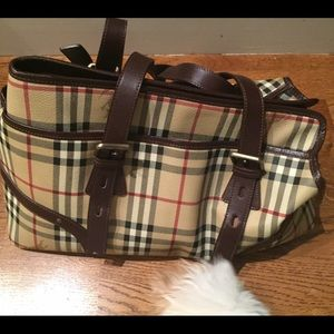 2afc82c489bb Burberry Bags - Authentic Burberry Limited Edition Dog Carrier