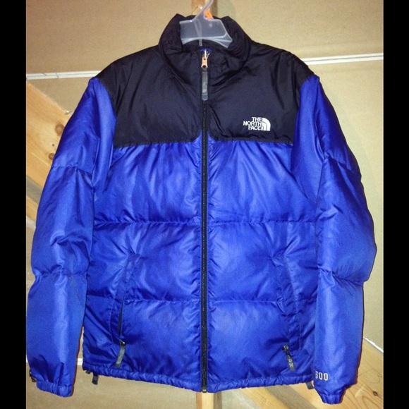 NorthFace Nuptse Jacket Down 600 Jacket Sz Boys XL.  M 5632e37eb4188ecf26009ffc f6e8b5328