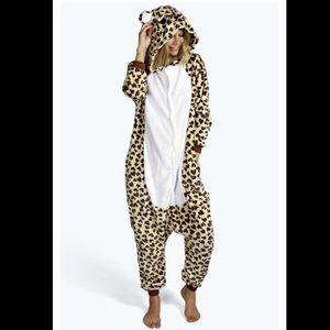 Leopard Onsie