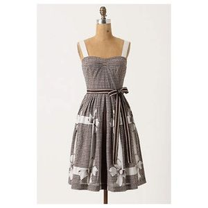 Anthropologie Annona Dress