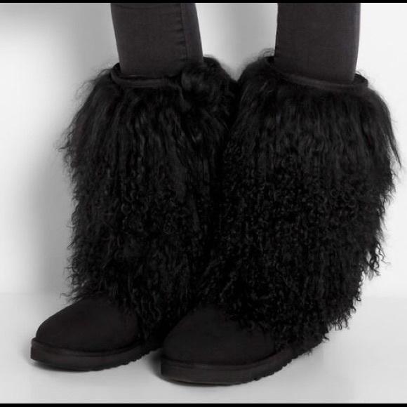 ugg shoes australia womens tall sheepskin cuff boot poshmark rh poshmark com