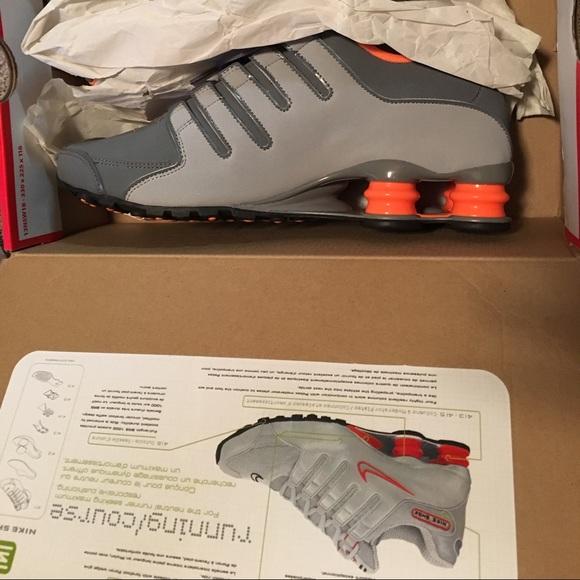 ... Nike Shoes - Men s Nike Shox (grey 1867270d0