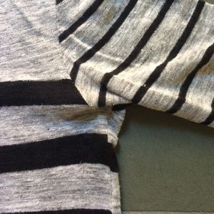 Madewell Tops - Striped linen Madewell tee