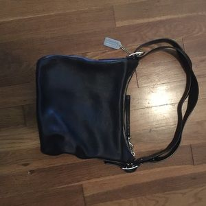 Genuine Coach Shoulder Bag
