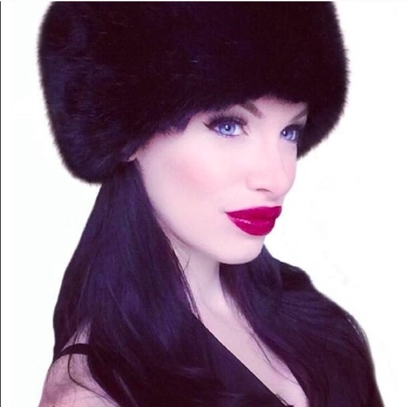 7e6d11ab4 IMPOSTER Accessories | Faux Fur Russian Hat Black Cruelty Free ...