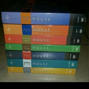 Other - House M.D seasons 1-7 Brand New Sealed