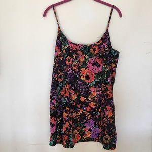 Show Me Your Mumu Floral Slip Dress