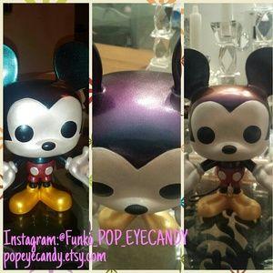 9 inch metallic color shift Disney funko pop